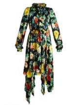 PREEN BY THORNTON BREGAZZI Arabella floral-print dress