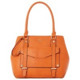 Dune Dylier Large Grab Bag, Orange / handbags / shoulder bags