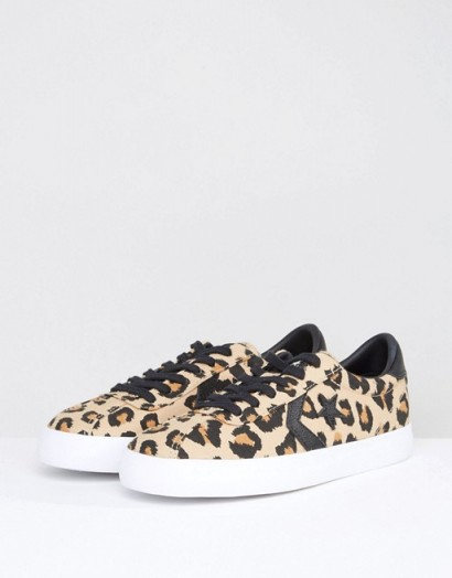 f625db438737 Converse Shoes All Star Platform Leopard Print Zipper ...