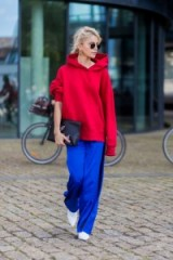 Casual but stylish…Copenhagen street style during Fashion Week