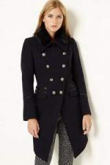 damsel in a dress FAIRFIELD MILITARY COAT – stylish winter coats