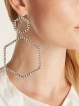 ISABEL MARANT Here It Is drop earrings ~ statement jewellery