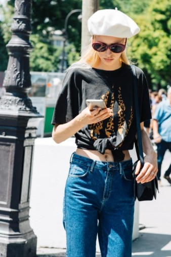 casual parisian chic #streetstyle #french