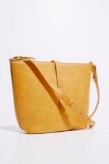 Jack Wills MALTBY MINI BAG SAFFRON