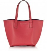 MARC JACOBS Wingman Rose Leather Shopping Bag #handbags #shopper #stylish #bags