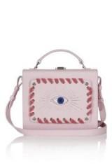 meli melo marie antoinette blush pink box bag