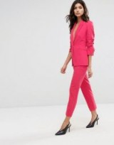 Millie Mackintosh Wren Blazer & Anoda Pant Co-Ord ~ pink trouser suits ~ jackets & trousers