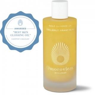 Omorovicza GOLD SHIMMER OIL – shimmering body & hair oils