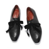 3.1 Phillip Lim SQUARE-TOE LACE-UP LOAFER