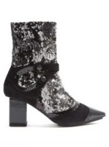RUE ST. Poland Street embellished ankle boots