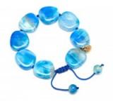 LOLA ROSE Reagan Bracelet | blue stone bracelets