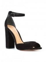 SCHUTZ Odesa sandals ~ black block heel sandal