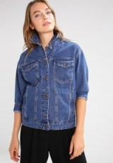 Selected Femme SFLINDA Denim jacket | casual blue jackets