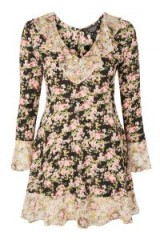 TOPSHOP True Romance Tea Dress