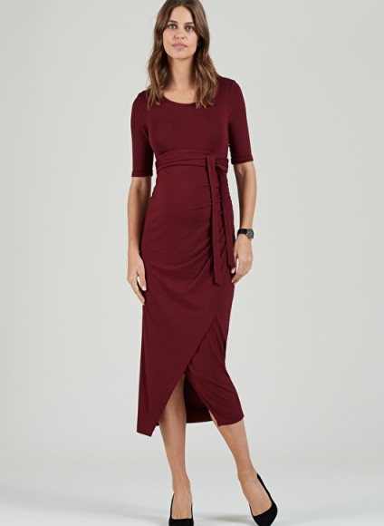 Isabella Oliver WICKHAM MATERNITY DRESS
