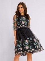 CHI CHI CLAIRE DRESS – floral party dresses