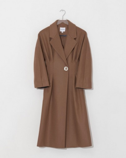 Colovos Cashmere Camel Coat