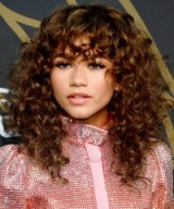 Zendaya's crazy curls