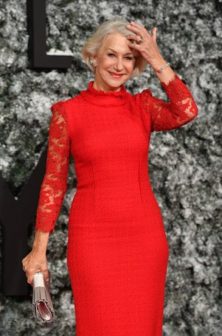 Helen Mirren / women with style