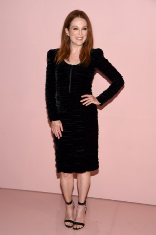 Julianne Moore at Tom Ford NYFW / women with style