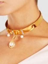 MONICA SORDO Aubette Baby Choker | mother-of-pearl chokers