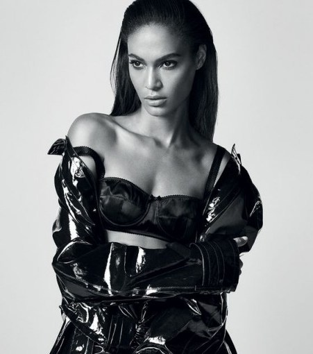Joan Smalls – beautiful women - flipped