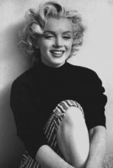 Marilyn Monroe effortless style