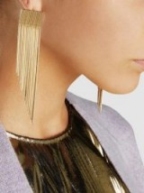 ROSANTICA‎ Waterfall Ambra Earrings ~ statement jewellery
