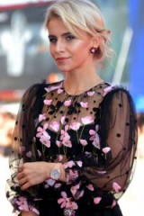 Caroline Daur at the 74th Venice Film Festival ~ celebrity updos