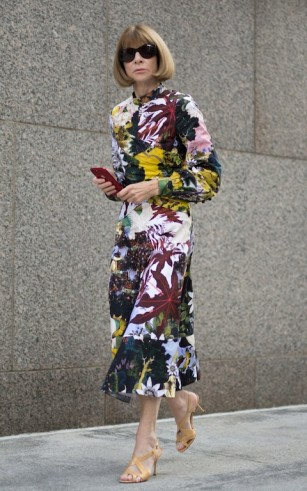 Anna Wintour…always stylish / women with style