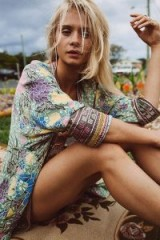$138.00 Arnhem Moonshine Kimono