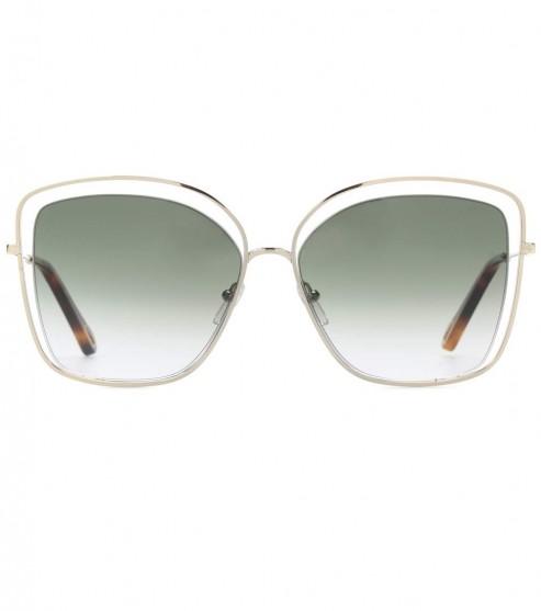 CHLOÉ Poppy sunglasses / 70s style eyewear / chic accessories