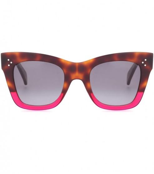 CÉLINE EYEWEAR Catherine sunglasses