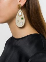 GAS BIJOUX Verone earrings | statement jewellery