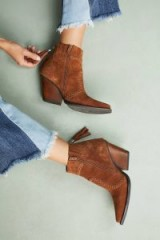 Jeffrey Campbell Beowulf Ankle Boots / western style