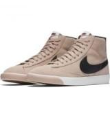 Nike Blazer Mid Vintage Sneakers | pink basketball trainers
