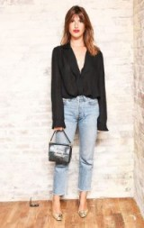 French style…keep it simple and effortless looking
