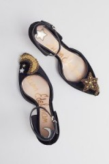 Sam Edelman Star And Moon Embellished Heels / celestial embellishments