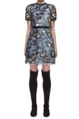 $278.00 SELF PORTRAIT FLORENTINE MINI DRESS