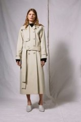 Topshop Ultimate Trench Coat by Boutique ~ belted coats ~ stylish raincoats