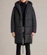 ALLSAINTS SARA REVERSIBLE PUFFER | black padded winter coats