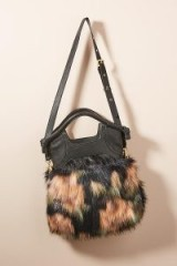 Foley + Corinna Faux Fur City Tote Bag | fluffy bags