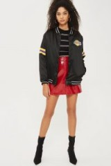 UNK x Topshop Lakers Bomber Jacket