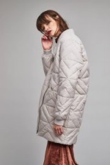 Selected Femme Miriam Longline Puffer Coat | quilted winter coats