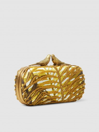 SARAH'S BAG Lovers Beaded Box Clutch…this is the sweetest evening bag ever!