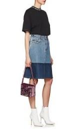 ACNE STUDIOS Halona Denim Skirt | blue A-line skirts