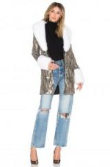 ale by alessandra X REVOLVE GIOVANNA JACKET – luxe sequin coats
