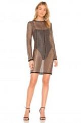 by the way. AVA LUREX DRESS – sheer rose gold party dresses