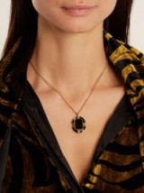 CERCLE AMEDEE Chevalier Legion of Honour necklace ~ stylish necklaces ~ deco inspired jewellery