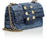 KOORELOO Athena Shoulder Bag ~ small luxe fabric bags